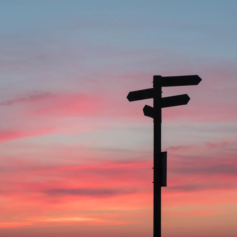 Les cinq directions vers lesquelles nous devons regarder