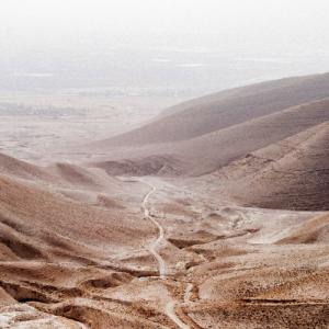 Le désert est dans le plan de Dieu